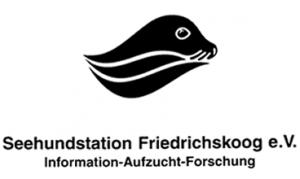 Logo der Seehundstation Friedrichskoog